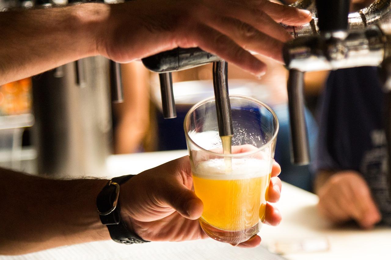 ברז בירה באירועי חברה