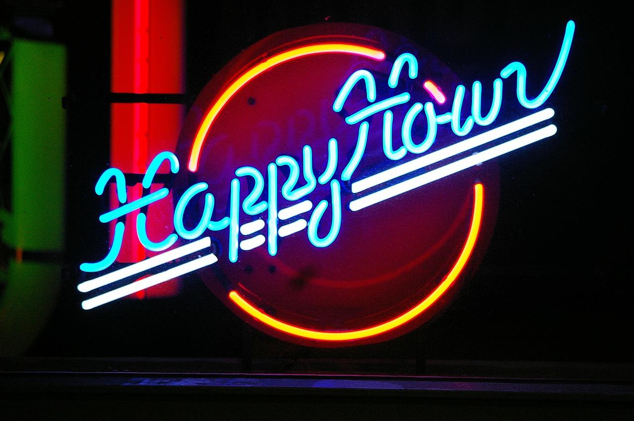 Happy hour לעובדים